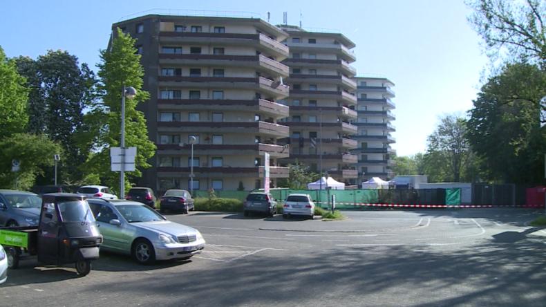 NRW: Quarantänebrecher in Wohnkomplex lösen Hausabriegelung und Massentests aus