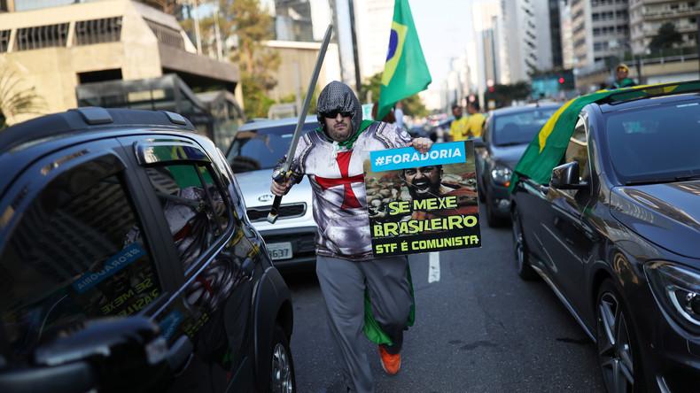 Kampf gegen Coronavirus: Brasilien und Argentinien mit völlig unterschiedlichen Strategien