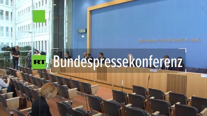 """Auswärtiges Amt begrüßt Beitrag von RT Deutsch zu """"faktenbasiertem Journalismus in Deutschland"""""""