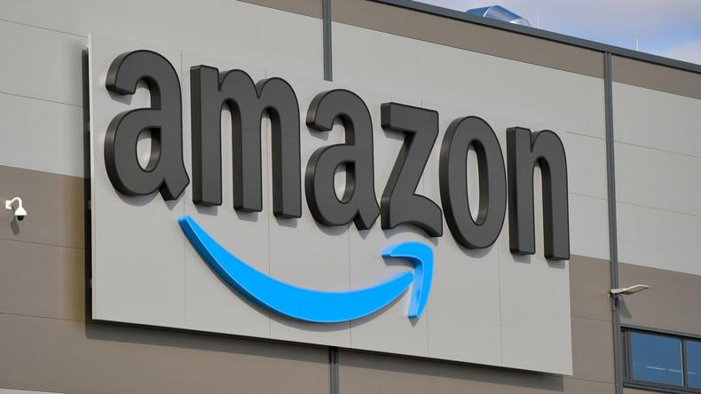 USA: Amazon-Mitarbeiter melden sich aus Protest krank (Video)