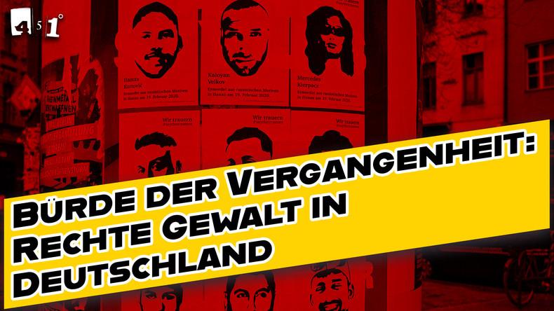 Rechtsextremismus in Deutschland | 451 Grad