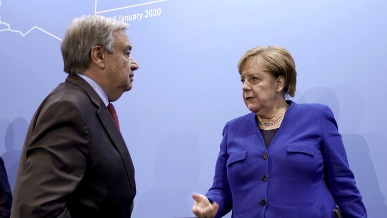 LIVE: Merkel und Guterres halten Reden auf dem 11. Petersberger Klimadialog