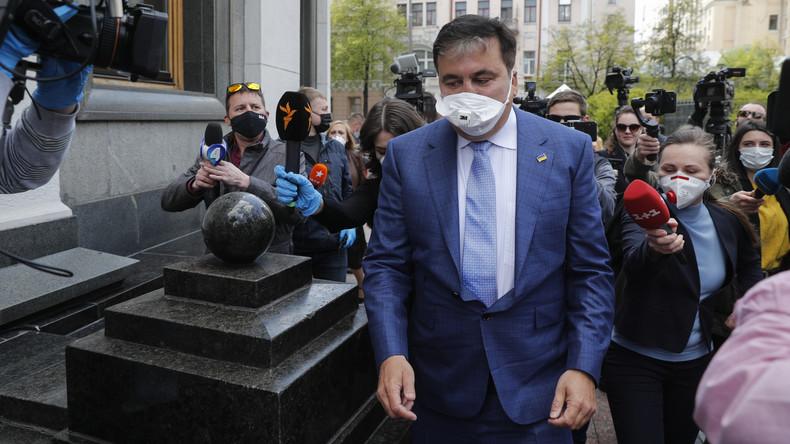 Ein Polit-Söldner namens Saakaschwili – oder weshalb es mit der Ukraine weiter bergab geht