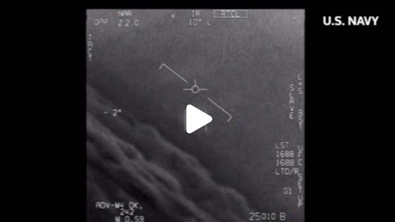 Stecken Aliens oder doch die Russen dahinter? Pentagon bestätigt Echtheit von UFO-Videos