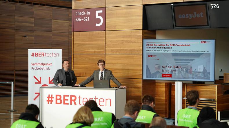 Bauordnungsamt erteilt Nutzungsfreigabe: Eröffnung von Flughafen BER steht nichts mehr im Weg