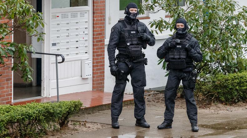 Gelsenkirchen: SEK-Polizist beim Einsatz erschossen