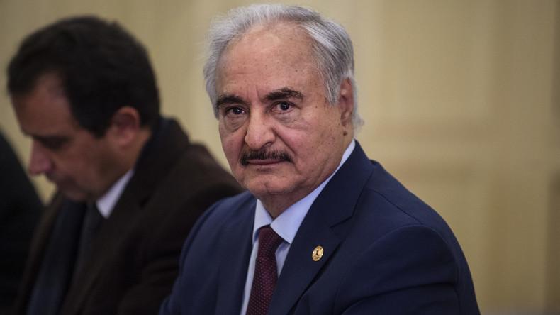 Russland kritisiert libyschen Feldherren Haftar nach dessen Erklärung der Machtübernahme