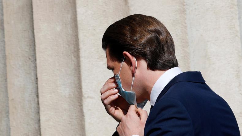 """Menschen sollen Angst haben"" – Internes Protokoll bringt Sebastian Kurz in Bedrängnis"