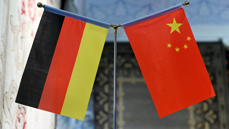Grüne Transatlantik-Trolle werfen sich in Kampf gegen China