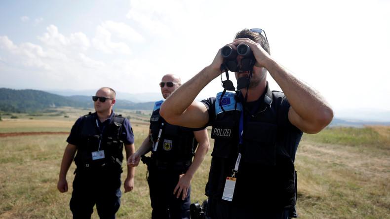 Kontrollen an EU-Außengrenzen: Frontex flieht vor Corona