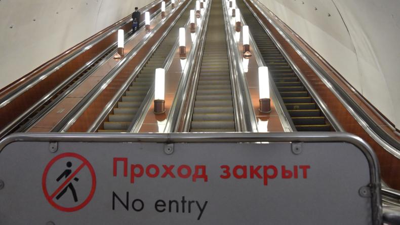 Russland: Quarantäne ohne Ende?