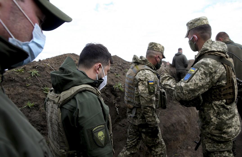 Sechs Jahre Krieg in der Ostukraine: Ukraine setzt nun mehr auf Drohnenkrieg