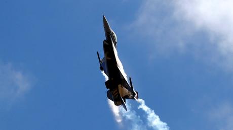 Türkische Luftwaffe verfolgte dänisches Frontex-Flugzeug (Symbolbild)