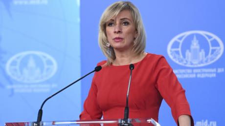 """""""Propaganda und Fake News"""" – Russisches Außenministerium verurteilt Diffamierung der Corona-Hilfe"""