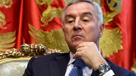 Der montenegrinische Präsident Milo Đukanović, hier bei einem Interview mit der Nachrichtenagentur AFP am 10. Februar 2020 in Podgorica, leitet die Geschicke seines Landes seit nahezu 30 Jahren.