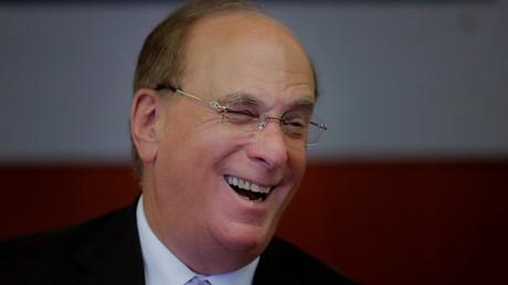 (Archivbild). Hat gut lachen: Laurence Fink, Gründer und Vorstandsvorsitzender von BlackRock, Inc. am 13. November 2017. REUTERS/
