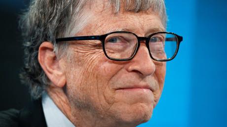 US-Unternehmer Bill Gates: Den einen gilt er als selbstloser Philanthrop, den anderen als verschlagener Geschäftemacher mit dubioser Agenda.