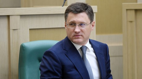 Der russische Energieminister Alexandr Nowak