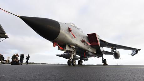 Über ihren Ersatz ist ein Streit entbrannt: Ein Tornado-Flugzeug des Tactical Air Force Wing 51