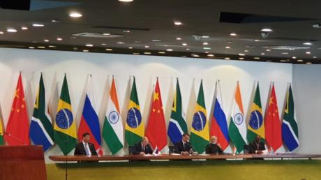 BRICS-Gipfel im November 2019