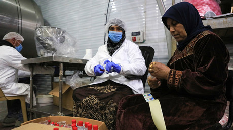 Bereits vor der COVID-19-Pandemie war die gesundheitliche Lage für die Palästinenser schlecht.
