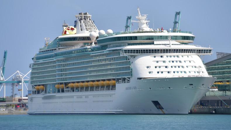 Kuba als rettendes Ufer für gestrandetes Kreuzfahrschiff