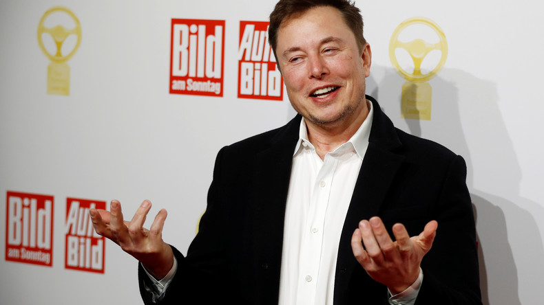 Tweets von Elon Musk lassen Tesla-Aktie um zehn Prozent fallen