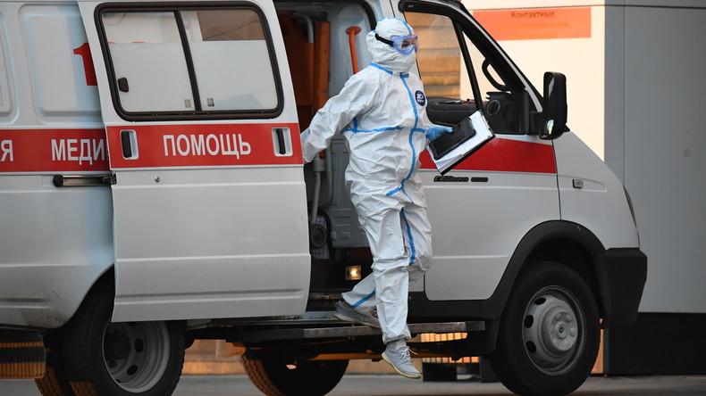 9.623 neue Corona-Fälle in Russland binnen 24 Stunden – Gesundheitsministerium gegen Lockerungen
