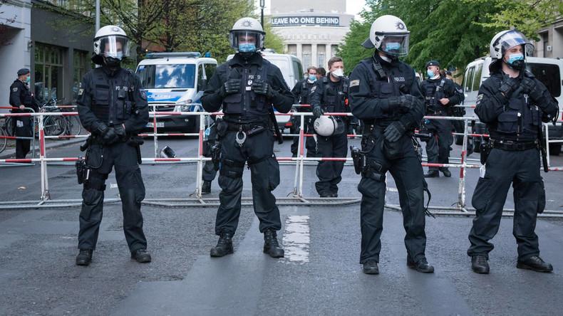 ZDF-Kamerateam in Berlin angegriffen: Staatsschutz ermittelt