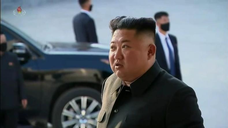 Nordkorea: Kim taucht nach wochenlangen Gerüchten über seinen Tod wieder auf