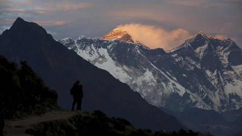 5G-Mobilfunk nun auch auf Mount Everest