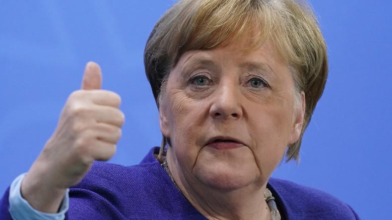 Daumen hoch und weiter so? Anzeichen für weitere Amtszeit von Merkel mehren sich