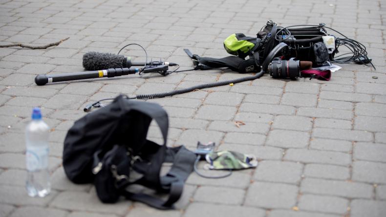 Opfer einer Verwechslung? Angriff auf ZDF-Team war offenbar geplant