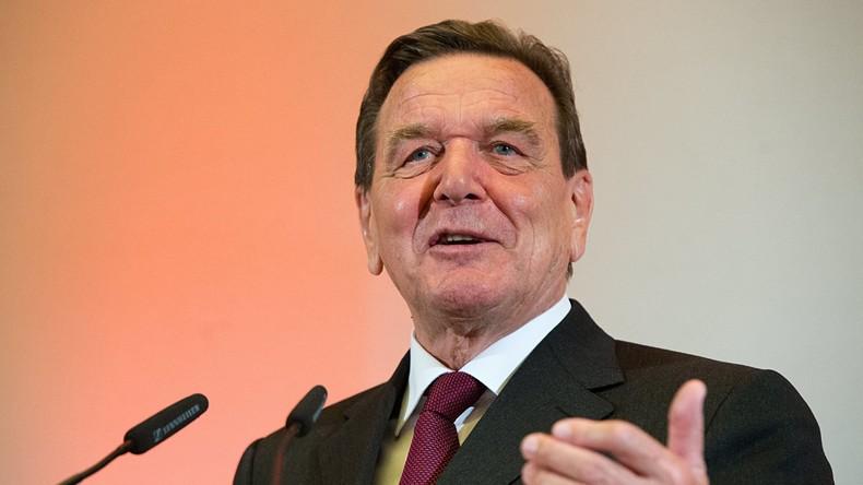 Kein Sekt für Gerhard Schröder: Kiew will Krim-Rückeroberung ohne deutschen Altkanzler feiern