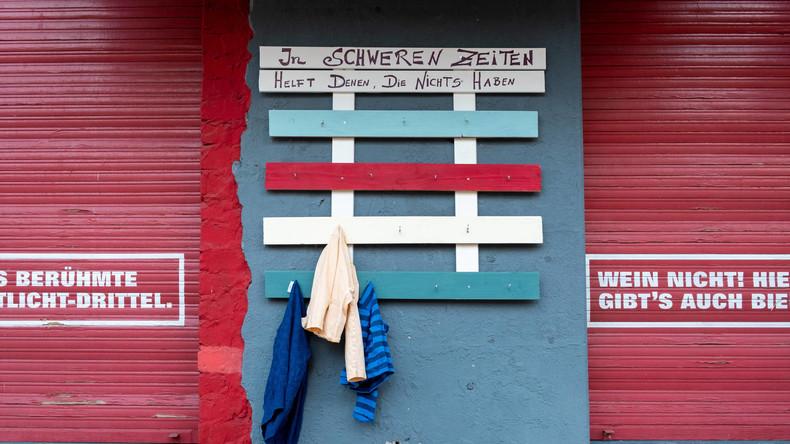 Enorme soziale Folgen der Corona-Maßnahmen: Sozialverbände fordern Zuschuss für Arme