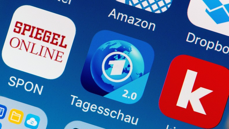 Finale Rettungsschüsse im Bundestag und Tagesschau nimmt endgültig Abschied vom Journalismus