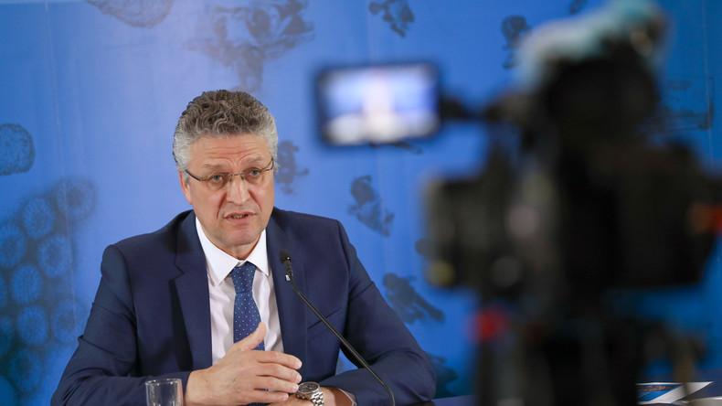LIVE: RKI informiert über aktuelle Corona-Lage in Deutschland