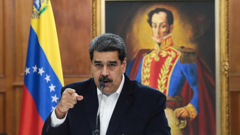 Venezuela: Erneuter Putschversuch gescheitert (Video)