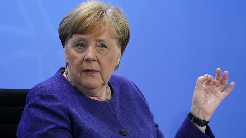 Bundeskanzlerin Merkel zur aktuellen Corona-Lage (Video)