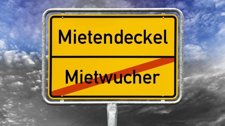 FDP und Teile von CDU/CSU klagen in Karlsruhe gegen Berliner Mietendeckel
