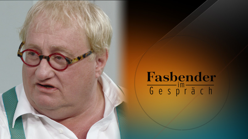 """Fasbender im Gespräch mit Autor Tuvia Tenenbom: """"Allein unter Deutschen"""""""