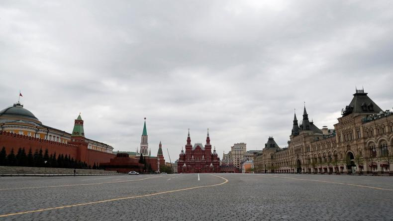 Russland: Unterstützung für Corona-Lockdown fällt unter 50 Prozent