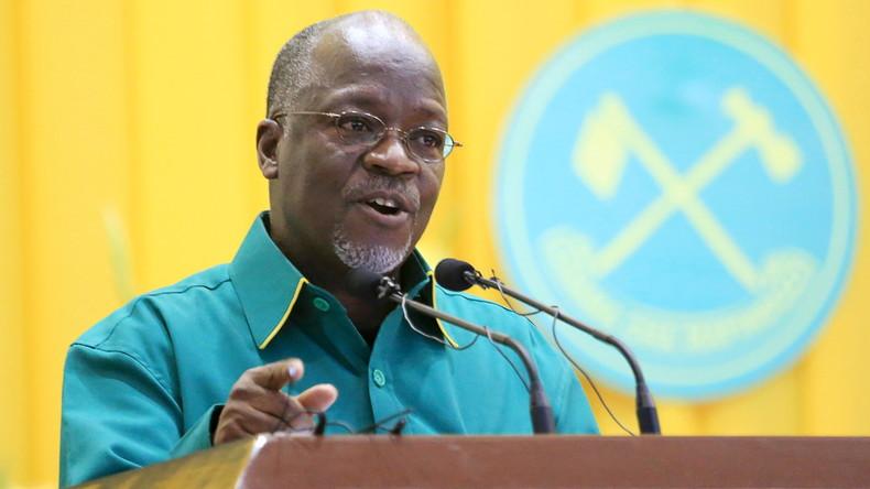 """""""Hier geht etwas vor sich"""": Präsident Tansanias traut Ergebnissen von Corona-Tests nicht"""