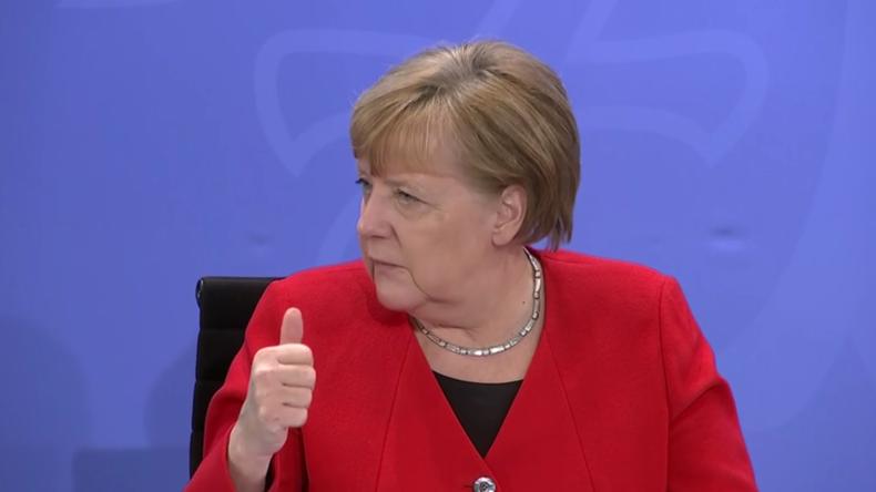 Deutschland: Merkel kündigt Lockerung der Coronavirus-Maßnahmen an