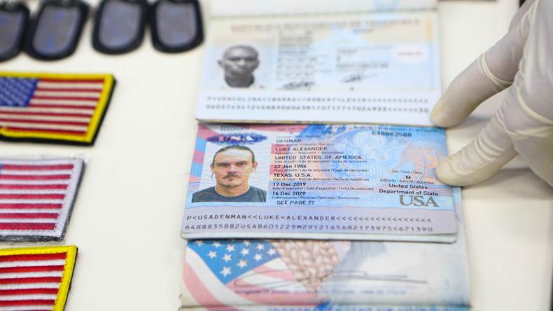 Wie aus einem schlechten Rambo-Drehbuch: US-Söldner wollten Maduro per Flugzeug in die USA entführen