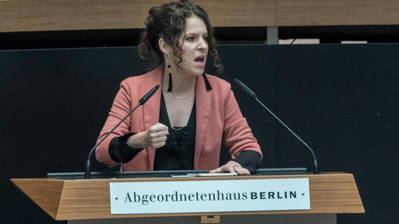 """""""Thanks Bomber Harris"""" – Anne Helm soll Vorsitzende der Berliner Linksfraktion werden"""