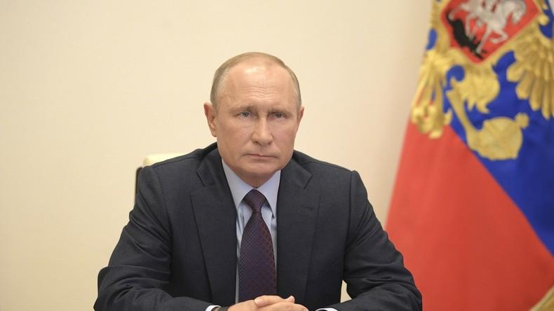 Wie händelt Russland die Corona-Krise? Putin spricht über mögliche Lockdown-Lockerungen