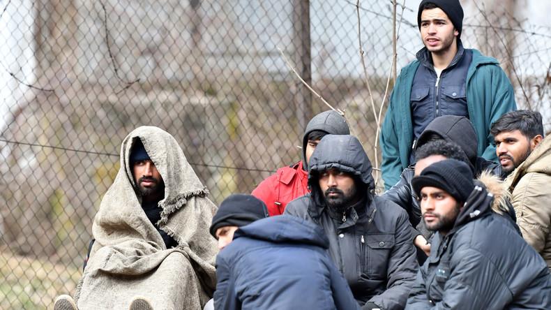 Bosnien-Herzegowina: Zwist um illegale Migranten aus Pakistan
