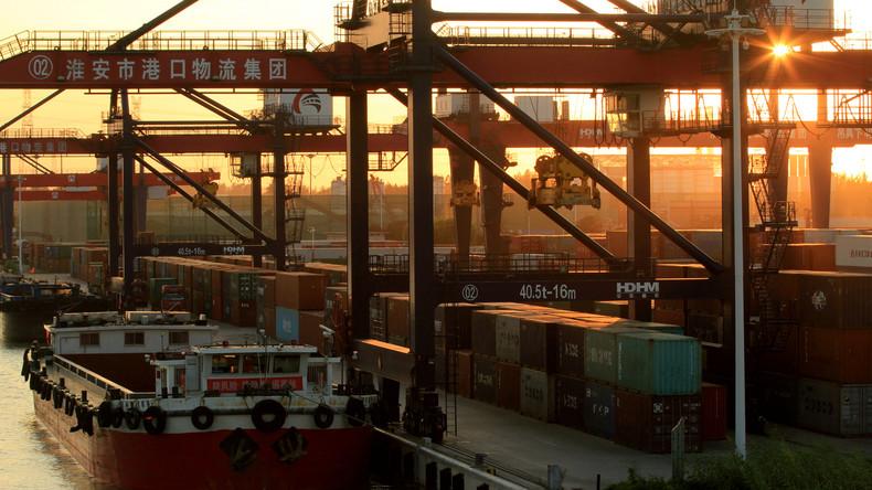 Trotz Corona-Krise: Chinas Exporte legen im April wieder zu – Importe sinken jedoch