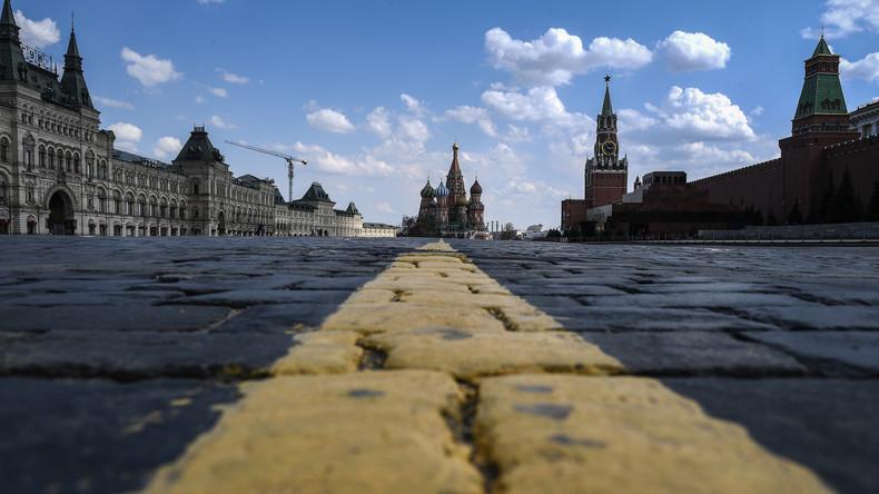 Bürgermeister Sobjanin: Ausgangssperre in Moskau bis 31. Mai verlängert